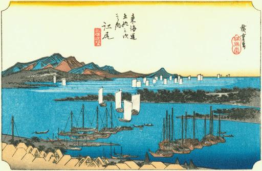 浮世絵の壁紙13