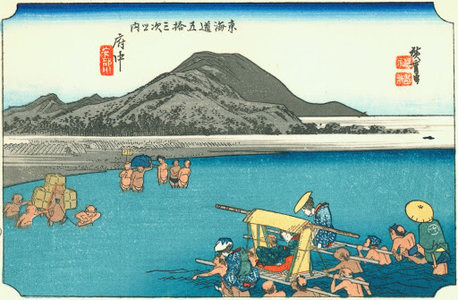 浮世絵の壁紙23