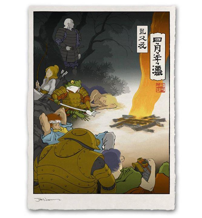 浮世絵ヒーロー4