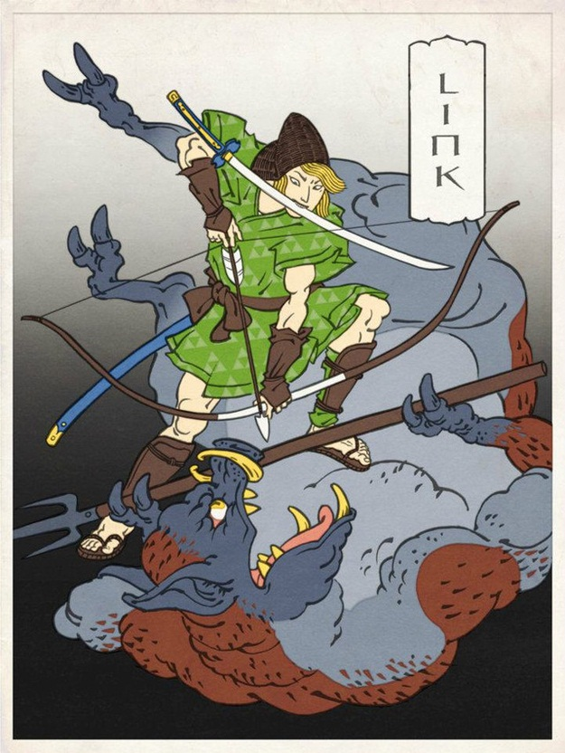 浮世絵ヒーロー6