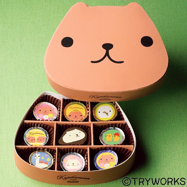 バレンタイン チョコレート1 (2)