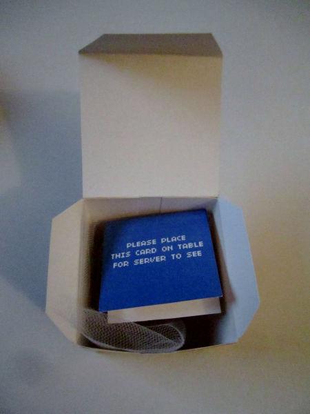 マリオの結婚式招待状7