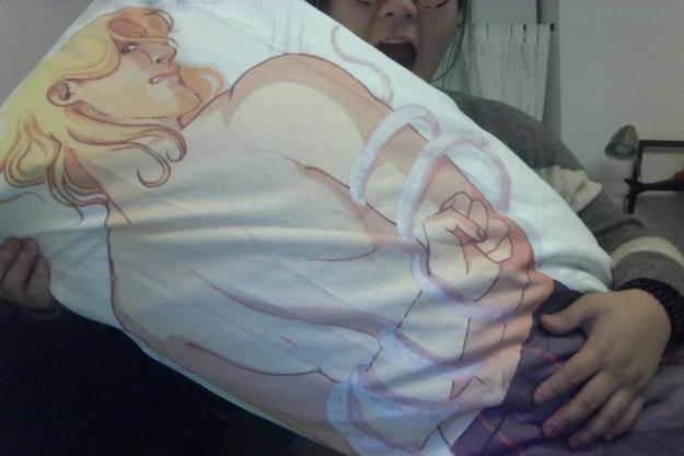 抱き枕36