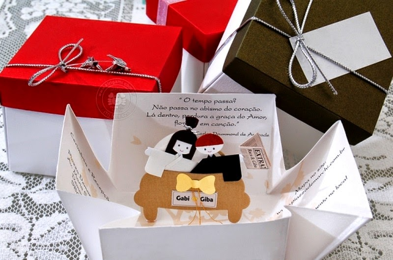 結婚式の招待状11