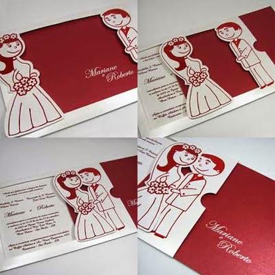 結婚式の招待状19