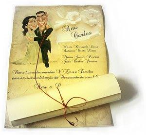 結婚式の招待状43