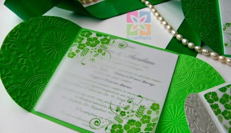 結婚式の招待状7