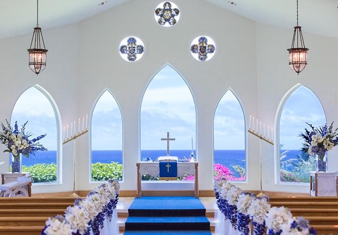 世界の結婚式場49