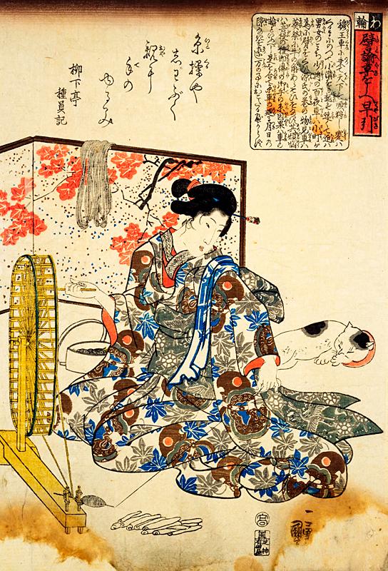 猫の浮世絵28
