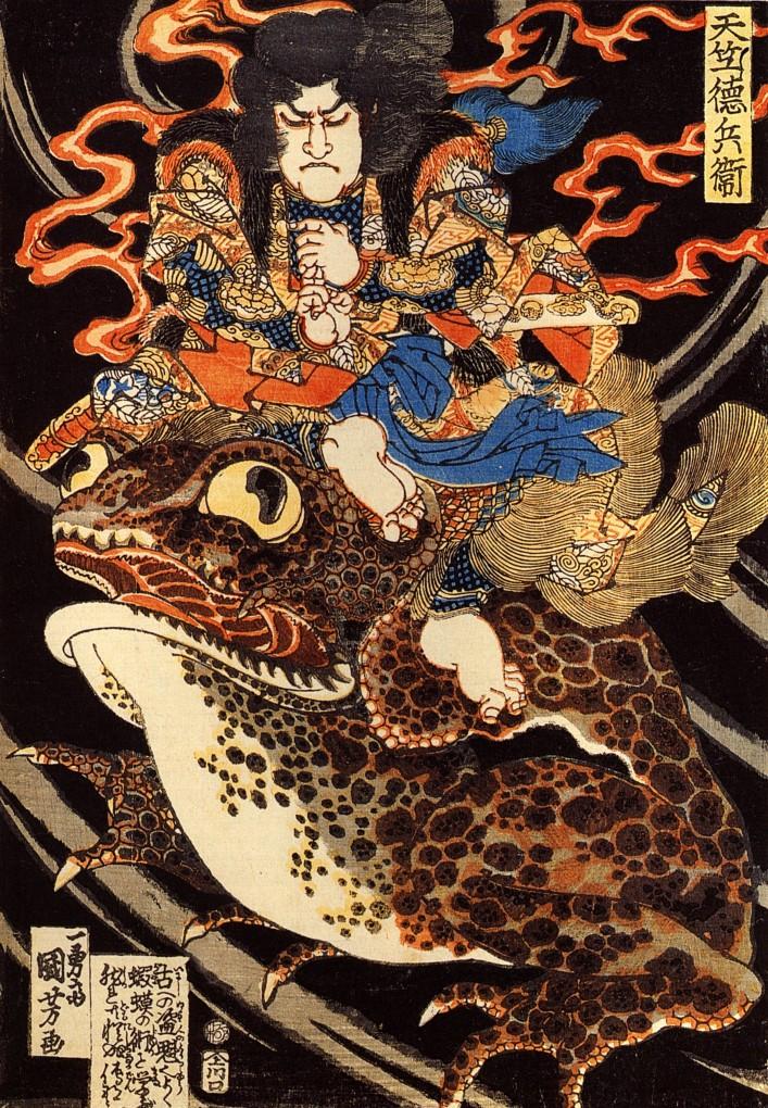 猫の浮世絵29