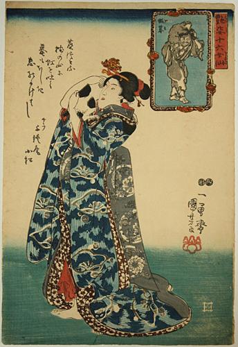 猫の浮世絵30