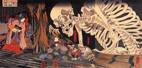 猫の浮世絵38