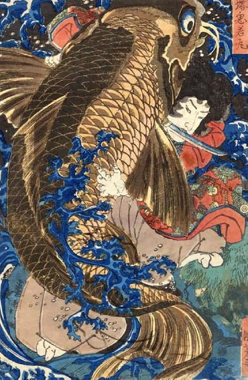 猫の浮世絵41