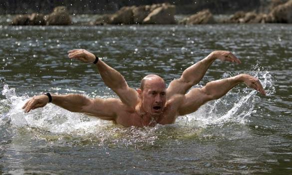 プーチン40