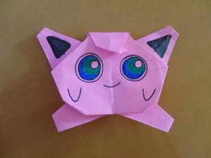 ポケモン折り紙3