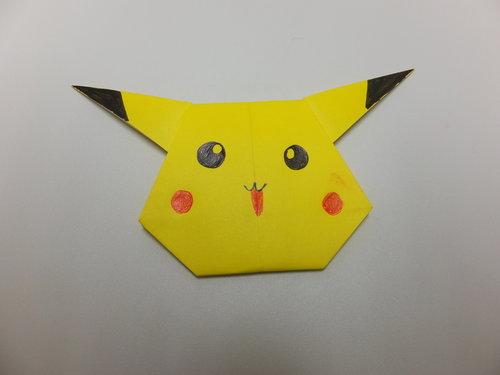 ポケモン折り紙37