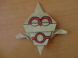 ポケモン折り紙4
