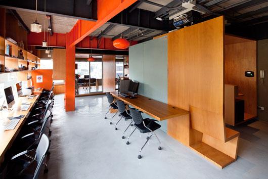 世界の凄いオフィス15