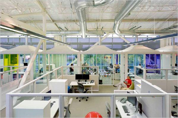 世界の凄いオフィス30