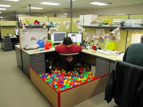 世界の凄いオフィス40