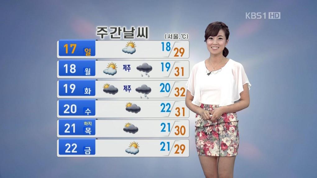 韓国の女子アナのスタイルがよかった.27