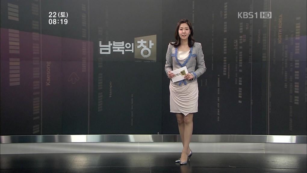韓国の女子アナのスタイルがよかった.35