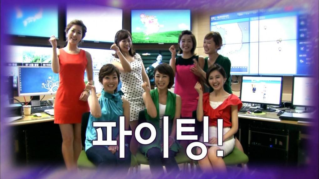 韓国の女子アナのスタイルがよかった.47