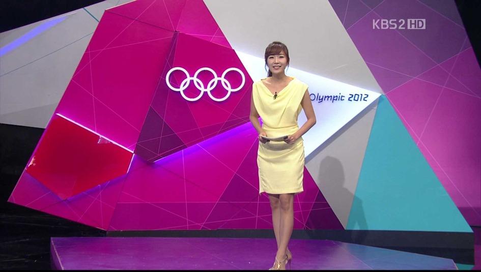韓国の女子アナのスタイルがよかった.51