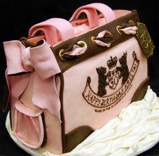 ブランド品のデザイン ケーキ17