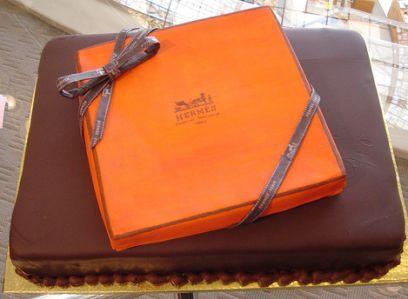 ブランド品のデザイン ケーキ28