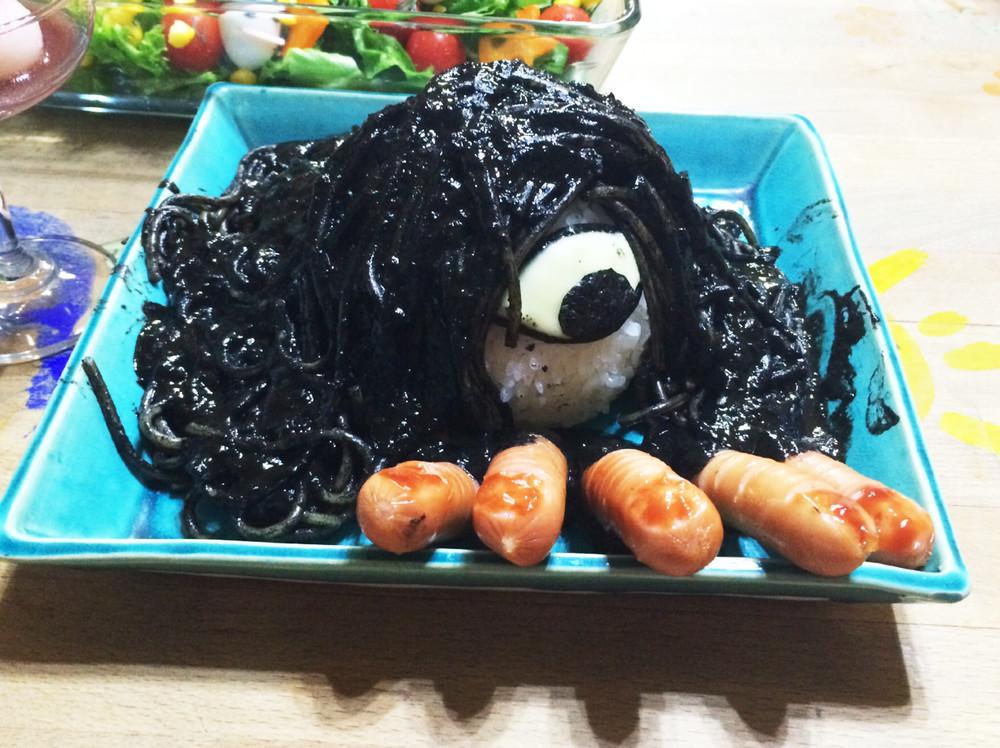 ハロウィン料理8