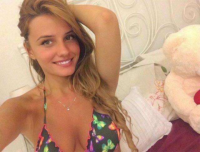 海外美女36