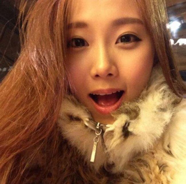 韓国で最も美しい女性警察官1