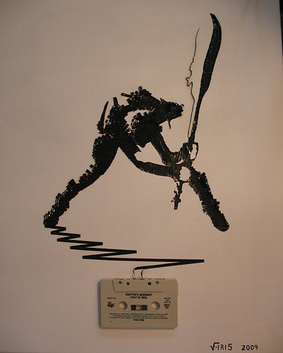 カセットテープアート11