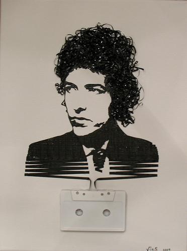 カセットテープアート12