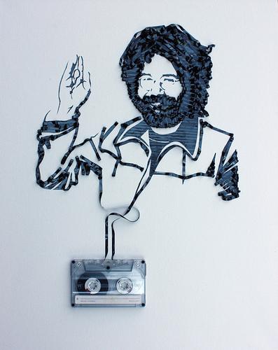 カセットテープアート14