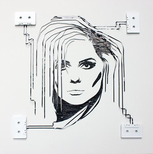 カセットテープアート15