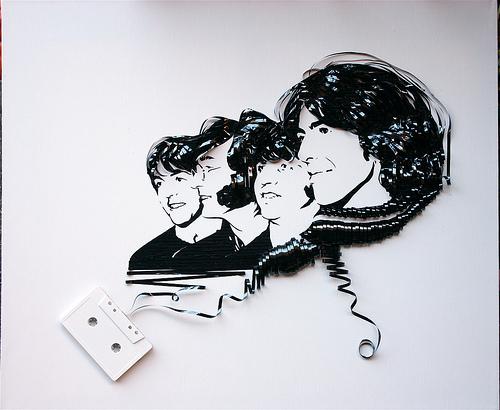 カセットテープアート16