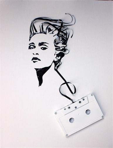 カセットテープアート19