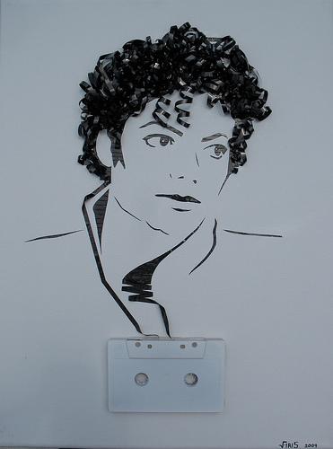 カセットテープアート22