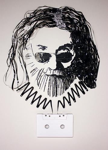 カセットテープアート5