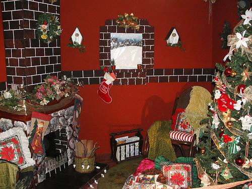 クリスマス インテリア14