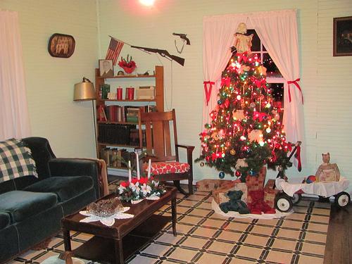クリスマス インテリア15