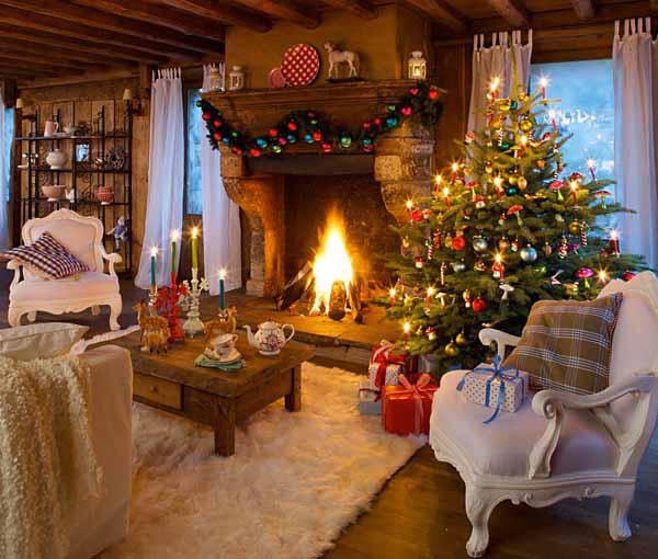 クリスマス インテリア49