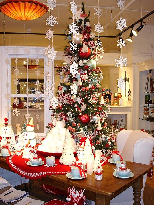クリスマス インテリア50