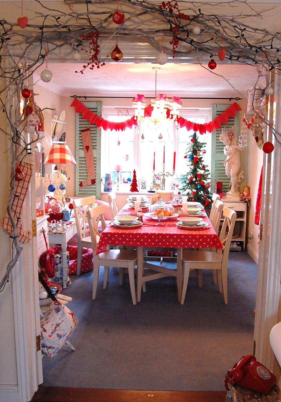 クリスマス インテリア60