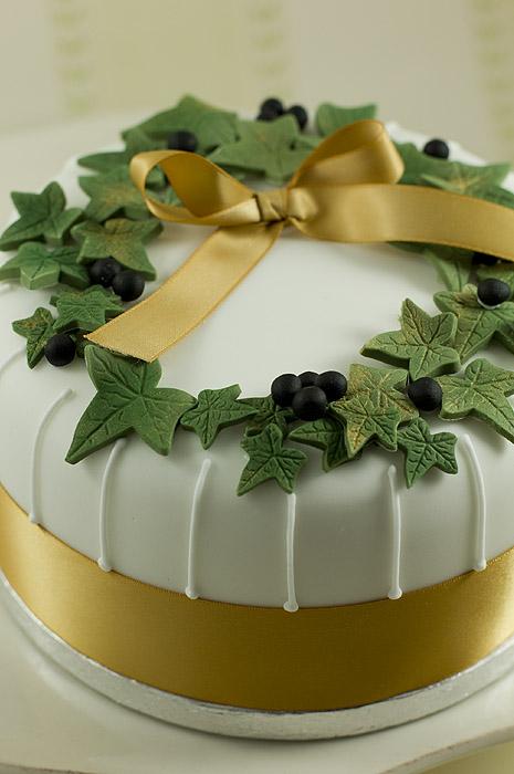 クリスマス ケーキ10