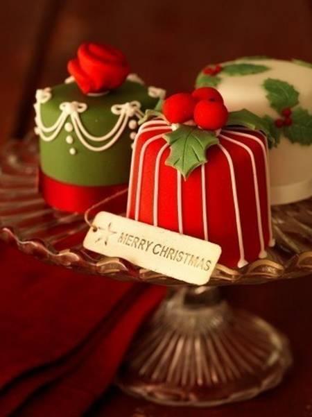 クリスマス ケーキ3