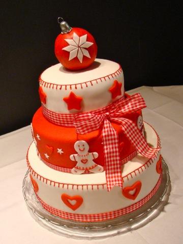 クリスマス ケーキ5