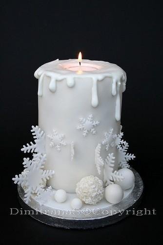 クリスマス ケーキ6